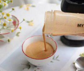 Món sữa dưỡng nhan vừa ngon vừa giúp da sáng mịn