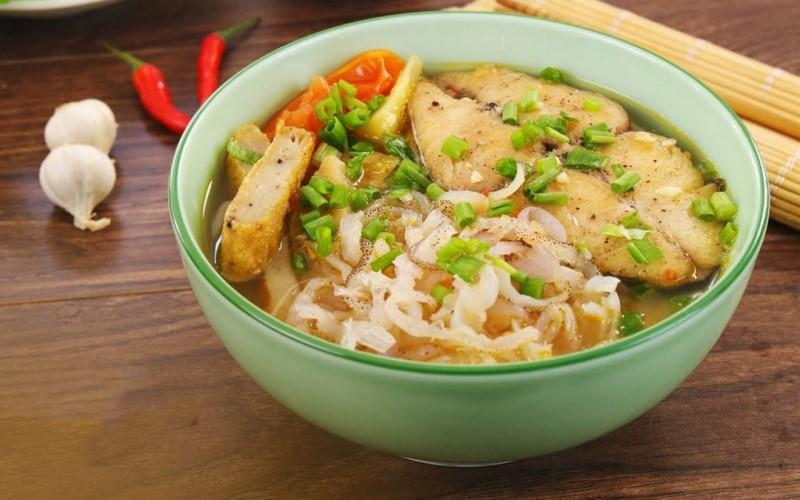 Món bún sứa ngon chuẩn vị Nha Trang