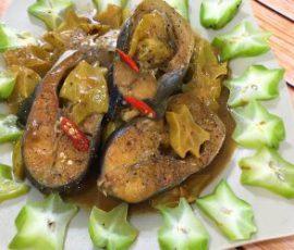 Món cá kho khế chua độc đáo lạ miệng